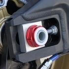 【TSR】後輪軸螺帽M22 紅色