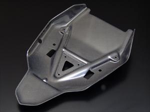 碳纖維坐墊內面板