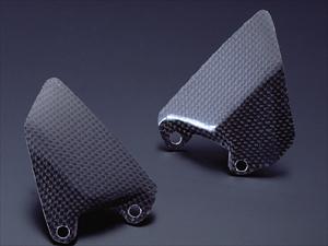 碳纖維腳跟護板