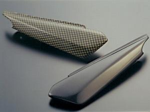 碳纖維側面板 (左)