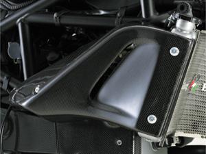 碳纖維散熱器(水箱)導流板