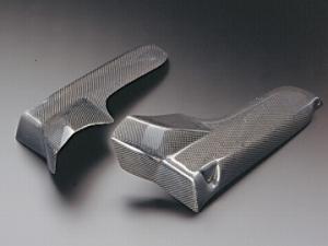 碳纖維空氣導流板組