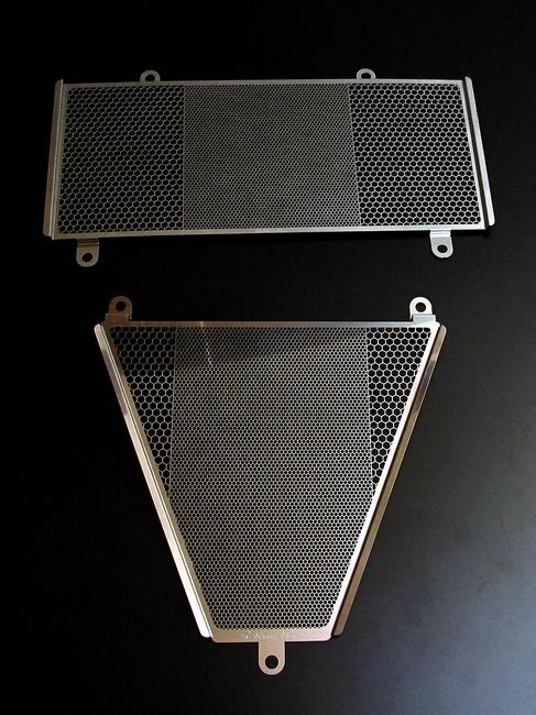不銹鋼散熱器(水箱)護罩組