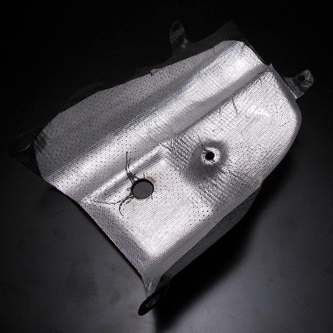 【RidingHouse】乾式碳纖維下面板 - 「Webike-摩托百貨」