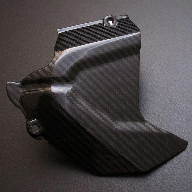 乾式碳纖維後齒盤蓋