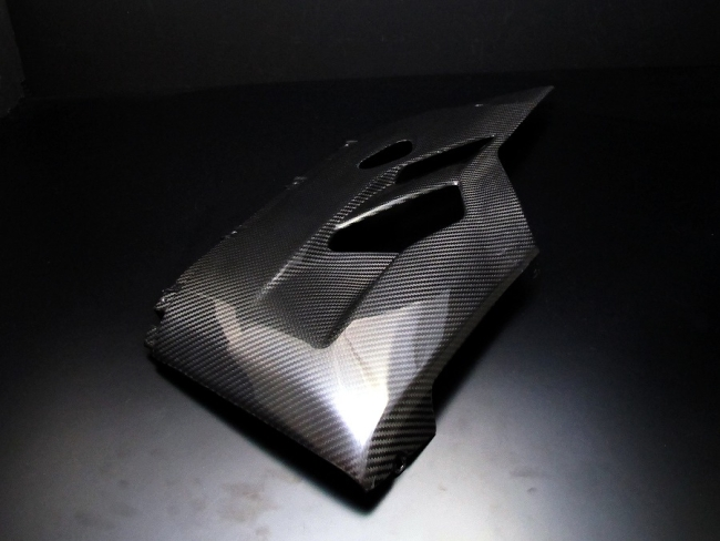 【RidingHouse】乾式碳纖維下側面板組 - 「Webike-摩托百貨」