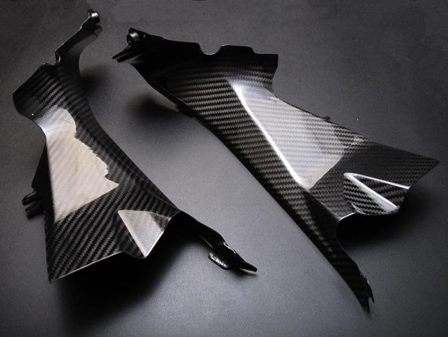 乾式碳纖維導風管 (conveyor) 外蓋組