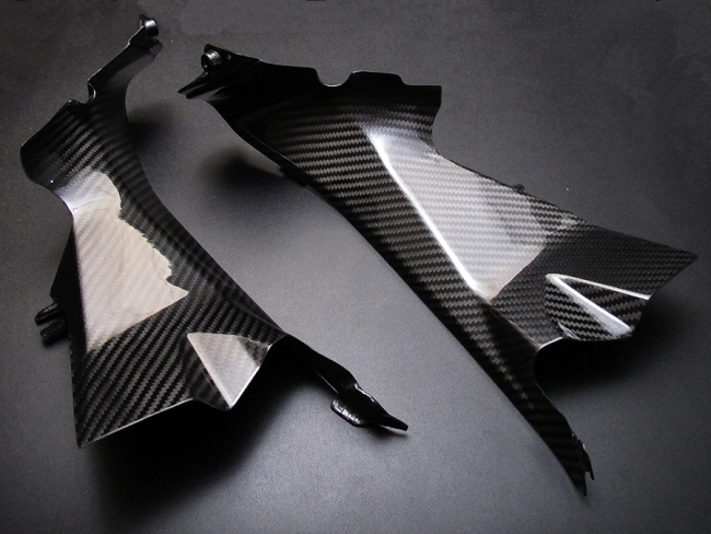 【RidingHouse】乾式碳纖維導風管 (conveyor) 外蓋組 - 「Webike-摩托百貨」