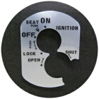 【N PROJECT】鑰匙開關貼片 (HOND A1)