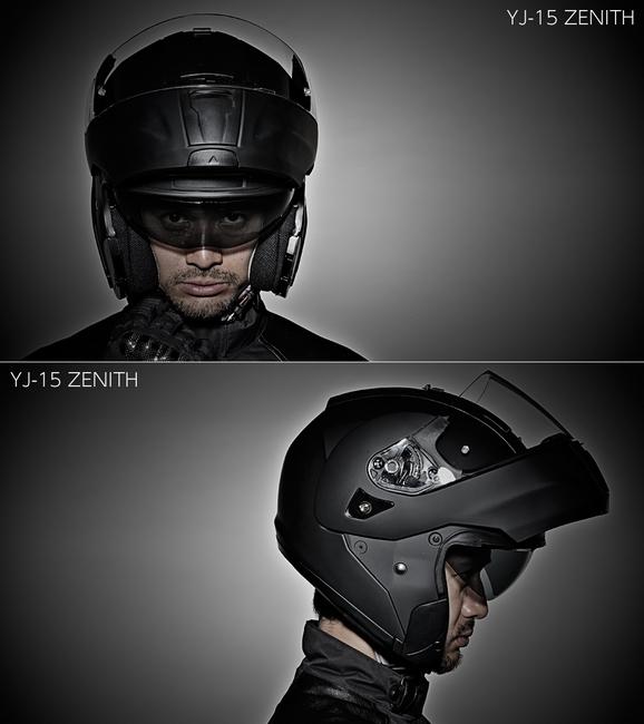 【YAMAHA】YJ-15 ZENITH安全帽 - 「Webike-摩托百貨」