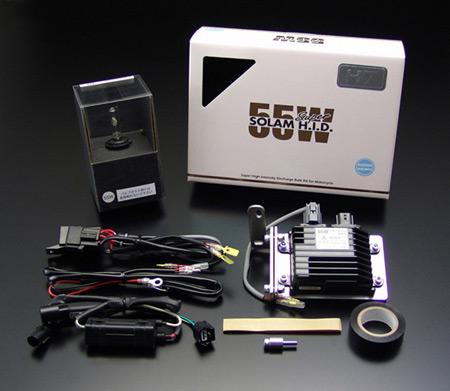 SOLAM HID 車種専用套件 (55W)