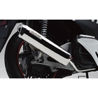 MUGEN Slip - on exhaust system