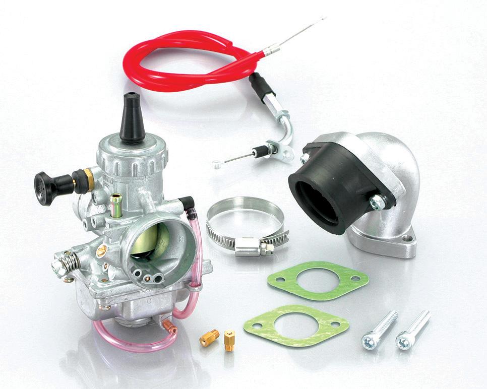 MikuniVMΦ26加大口徑化油器套件