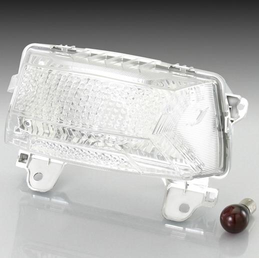 透明尾燈燈殼