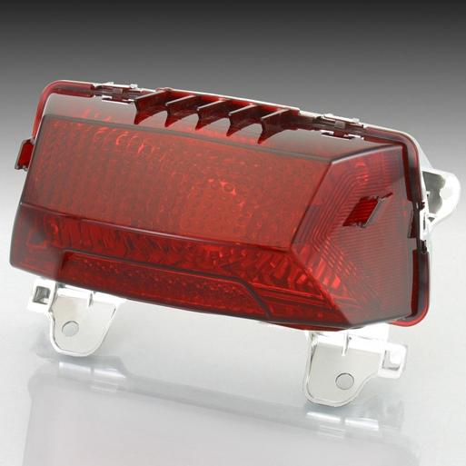 紅色燻黑尾燈燈殼