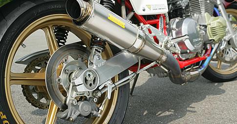 【JB POWER(BITO R&D)】鎂合金鍛造輪框「MAGTAN」 JB1 - 「Webike-摩托百貨」