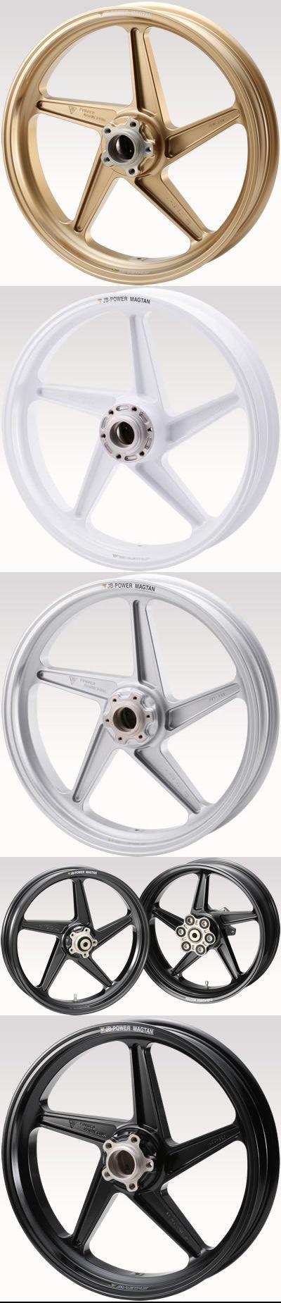 鎂合金鍛造輪框「MAGTAN」 JB2