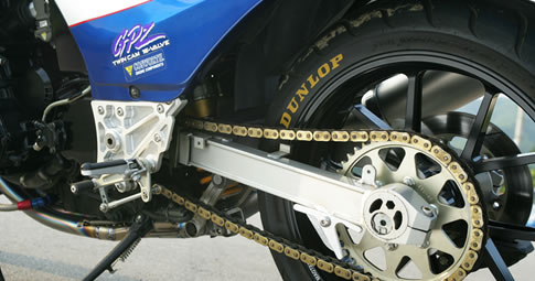 【JB POWER(BITO R&D)】鎂合金鍛造輪框「MAGTAN」 JB3 - 「Webike-摩托百貨」