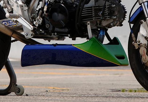 【才谷屋】Z1000 復刻版 下整流罩 - 「Webike-摩托百貨」