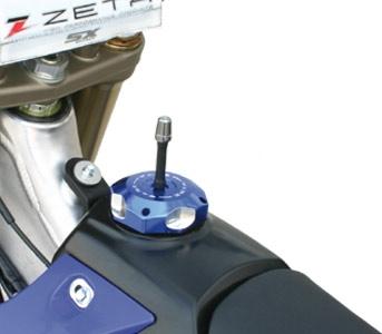 【ZETA】通氣式油箱蓋(越野競賽專用) - 「Webike-摩托百貨」