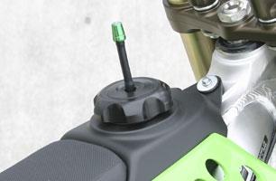 【ZETA】Uni-flow cap 油箱蓋通氣管 - 「Webike-摩托百貨」