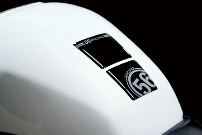 56Racing 油箱貼片Type-1