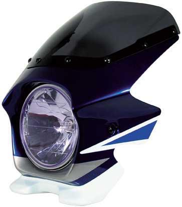 BlasterII 頭燈罩(可選擇圖案)