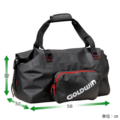 【GOLDWIN】防水尼龍包 - 「Webike-摩托百貨」