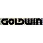 【GOLDWIN】反射Logo貼紙