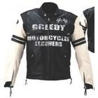 【GREEDY】全年型皮革外套