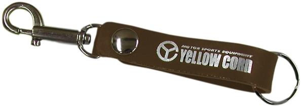 YC 皮革鑰匙圈