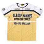 イエローコーン:YELLOWCORN/ジップアップスレッジハマー08 Tシャツ