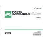 YAMAHA Parts list