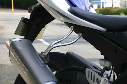 鋁合金排氣管支架