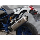I have just installed this exhaust system by Sasak...