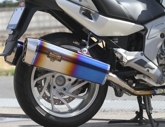 【Sasaki Sports Club】全段排氣管 - 「Webike-摩托百貨」