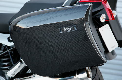 【Sasaki Sports Club】薄型Pannier case面板 - 「Webike-摩托百貨」