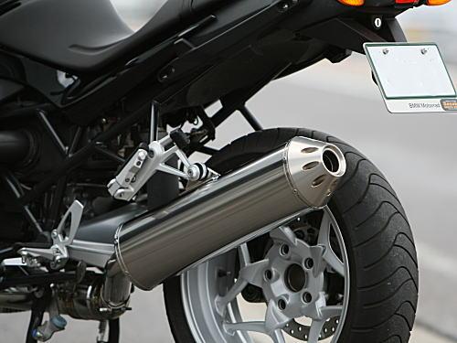 鈦合金排氣管尾段 Type H