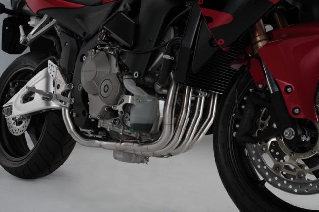 【BEAMS】BMS 鈦合金全段排氣管 (橢圓型鈦合金消音器) - 「Webike-摩托百貨」