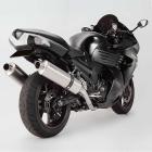 【BEAMS】BMS W-tail 方形不鏽鋼排氣管尾段