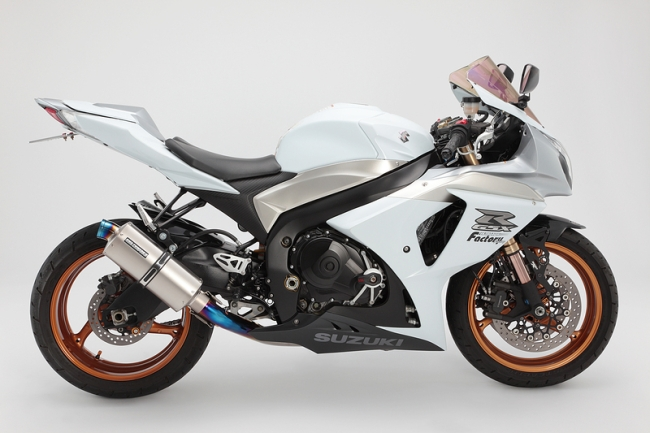 【BEAMS】BMS  R-EVO方形鈦合金競賽型排氣管尾段 - 「Webike-摩托百貨」