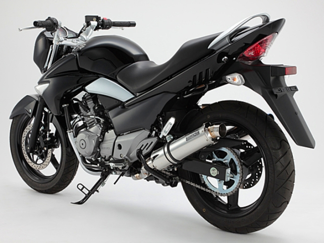 【BEAMS】R-EVO 拋光不銹鋼 雙出排氣管尾段  - 「Webike-摩托百貨」