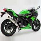 【BEAMS】Racing Type R-EVO 不銹鋼拋光全段排氣管