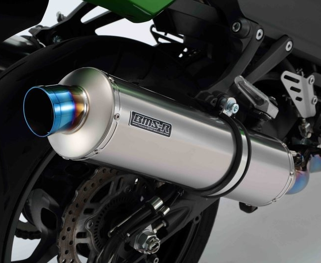 【BEAMS】R-EVO 鈦合金 雙出排氣管尾段 (JMCA認證) - 「Webike-摩托百貨」