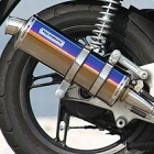P&#39;s supply Steiner RGTitanium muffler