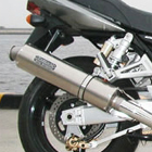 P's supply STEINER Full Exhaust