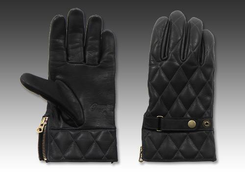 Ganttlet手套【Diagonal/黒】