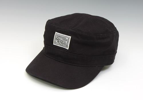 斜紋布軍帽