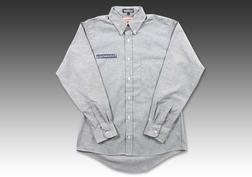 【BREDGE×RED KAP】 OxfordBD襯衫