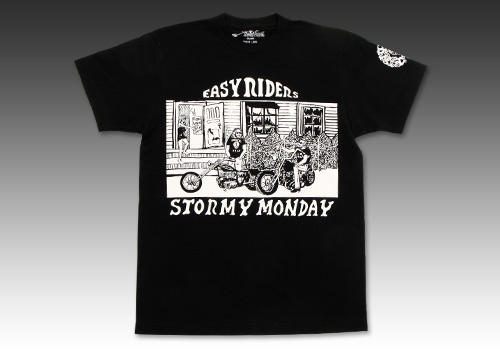 EROriginal T恤 (STORMY MONDAY)